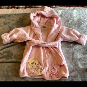Infant bath robe